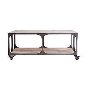 Konferenční stolek Last Deco Malton, 100 x 60 cm