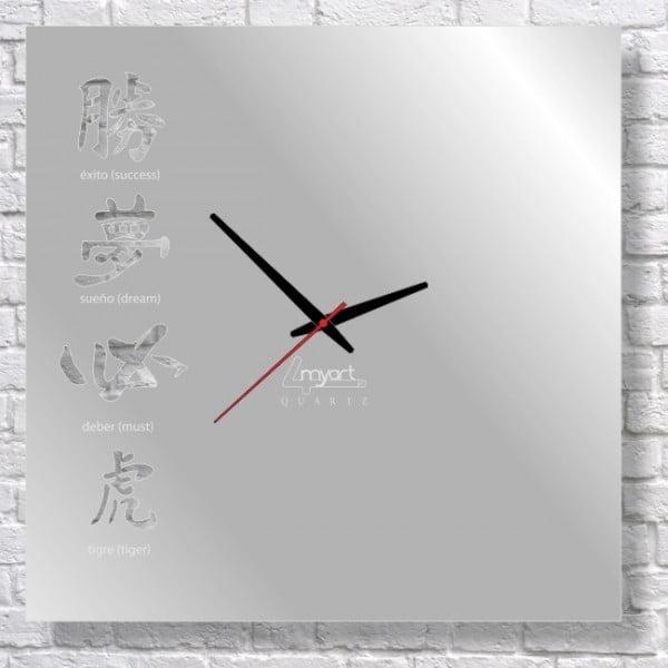 Nástěnné hodiny Kanji I