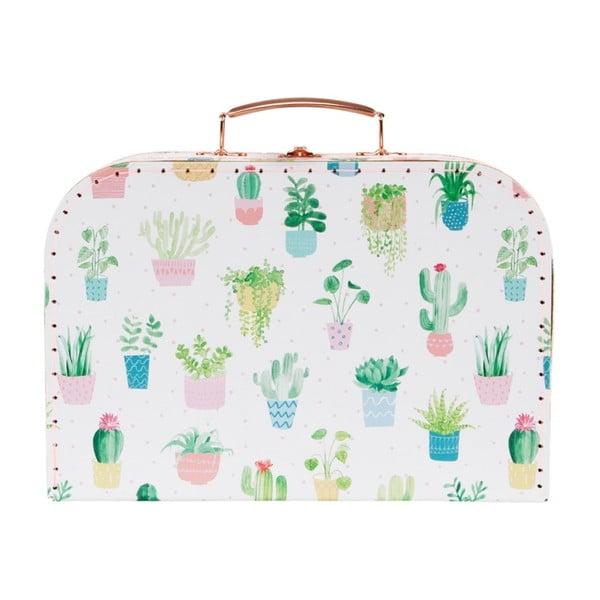 Sada 3 kufříků Sass & Belle Pastel Cactus