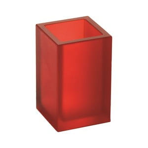 Nerozbitná váza Ivasi Medium, červená
