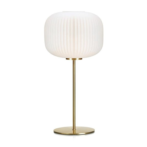 Lampa stołowa Markslöjd Sober Table 1L White