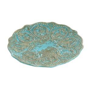 Azurový talíř