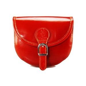 Červená kabelka z pravé kůže GIANRO' Trudo