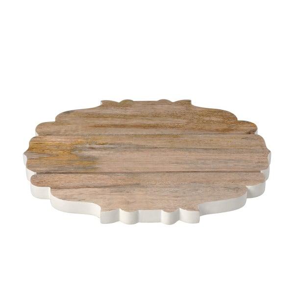 Dřevěné prkénko/podnos Vassolo, 36x27 cm