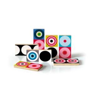 Hra Domino Remember, pro 2-4 hráče