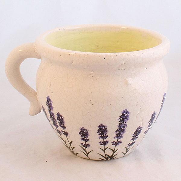 Květináč Levandule, 20 cm