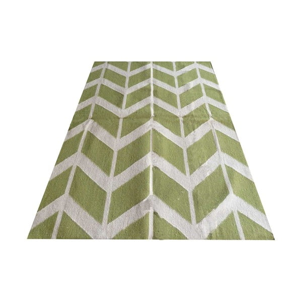 Ručně tkaný koberec Kilim Modern 152, 110x155 cm