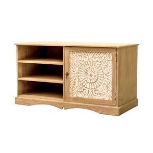 TV stolek z masivního mangového dřeva Massive Home Sweet