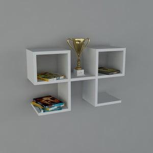 Police Vita Book White, 22x65,4x40 cm