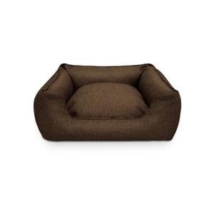 Hnědý pelíšek pro psy Marendog Pulsar Premium