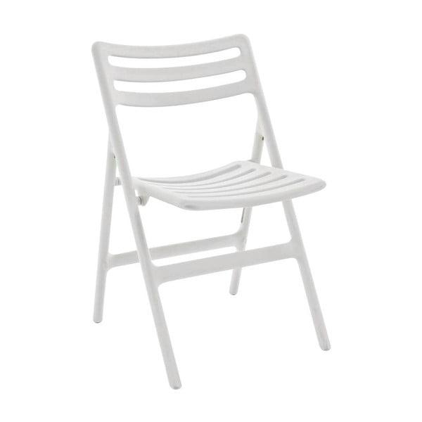 Bílá skládací židle Magis Air