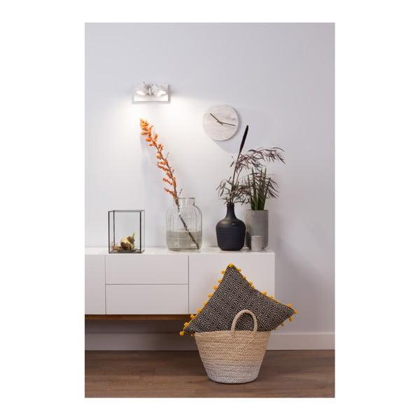 Bílé nástěnné LED svítidlo Zuiver Luci2