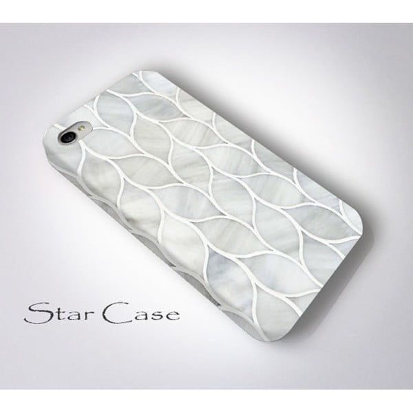 Obal na iPhone 4/4S Marble Grey