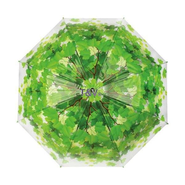 Deštník Esschert Design Ambiance Feuilles