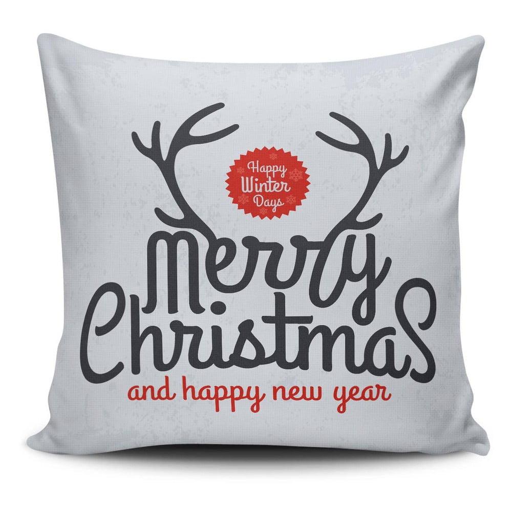 Polštář Christmas Pillow no. 23, 45 x 45 cm