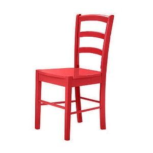 Židle Three Trend Range, červená