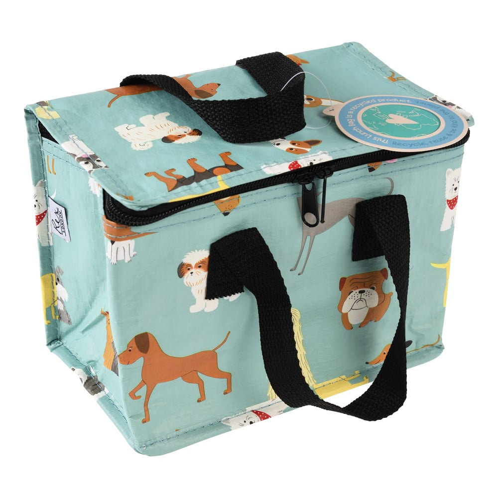 Svačinová taška s pejsky Rex London