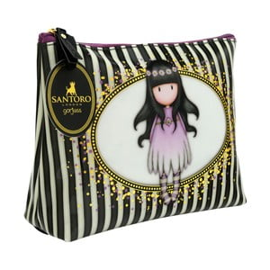 Penál/kosmetická taška Gorjuss Oops a Daisy, 21 x 9 cm