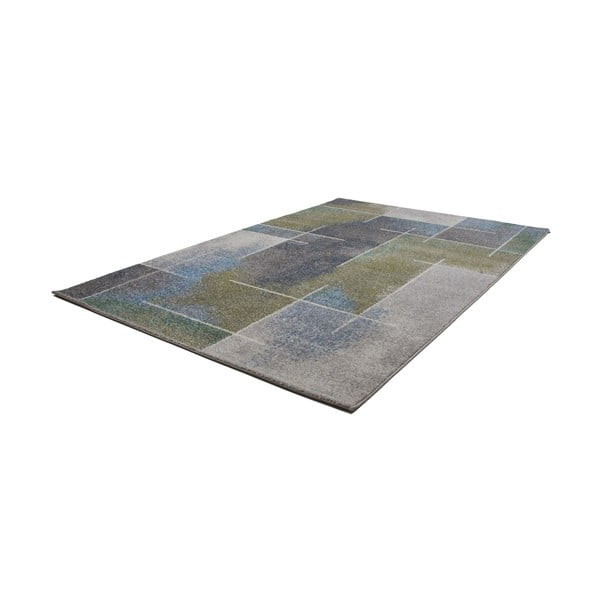 Koberec Champiopm 160x230 cm, šedomodrý
