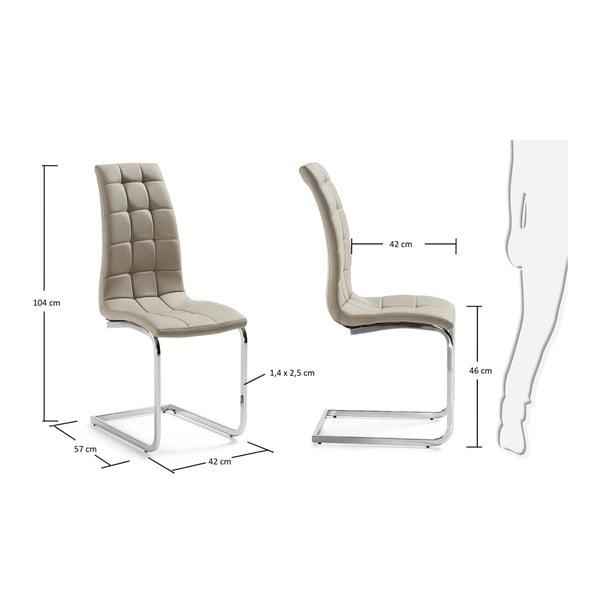 Set 4 scaune La Forma Walker
