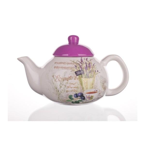 Konvička na čaj Lavender, 700 ml