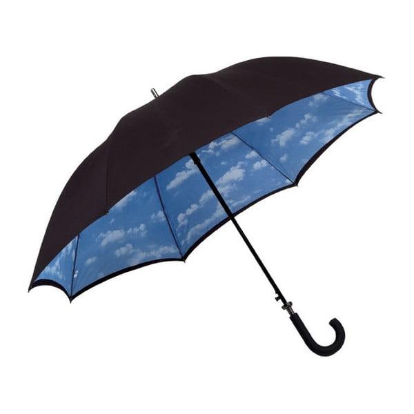 Deštník Ambiance Falcoen Noir Nuage
