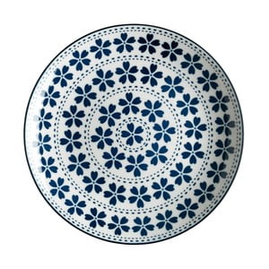 Sada 6 dezertních talířů Culinary Delight Flower, ⌀20,5cm