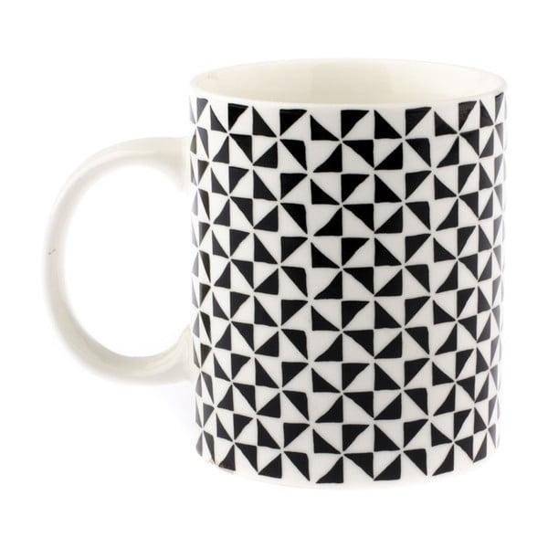 Kubek ceramiczny Dakls Geo Duro, 350 ml