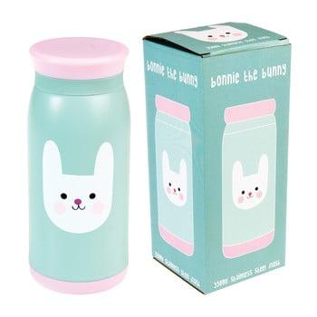 Sticlă din inox Rex London Bonnie the Bunny, 350 ml