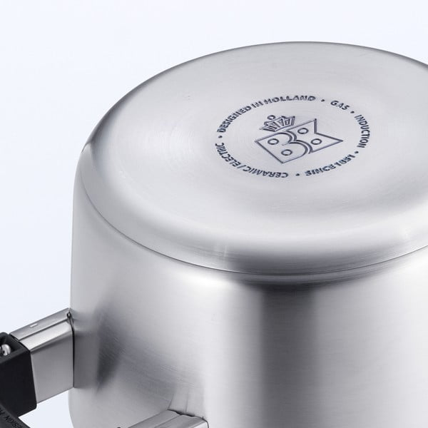 Nerezový hrnec BK Conical Cool, 18 cm