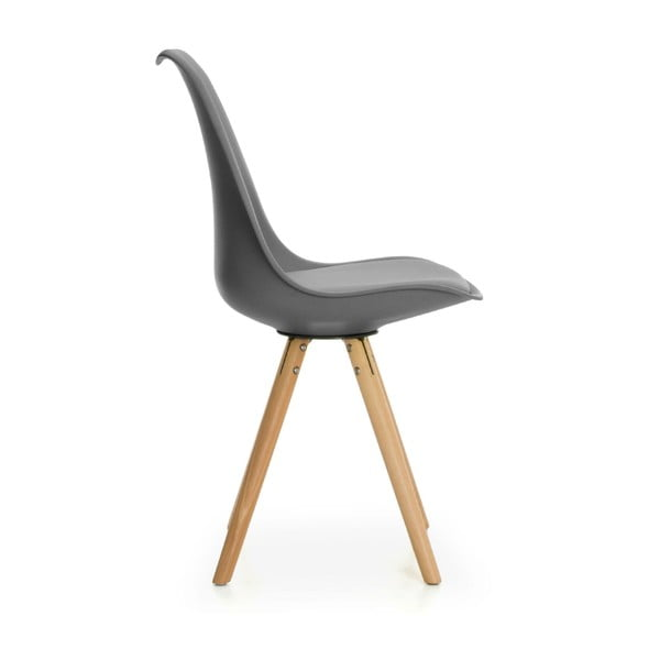 Židle Tulip Star Grey