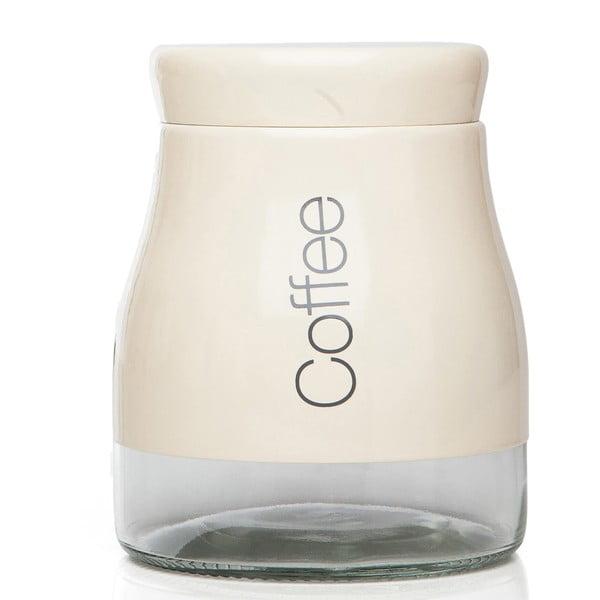 Coffee krémszínű kávétartó, 700 ml - Sabichi