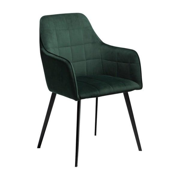 Zielone krzesło DAN-FORM Denmark Embrace