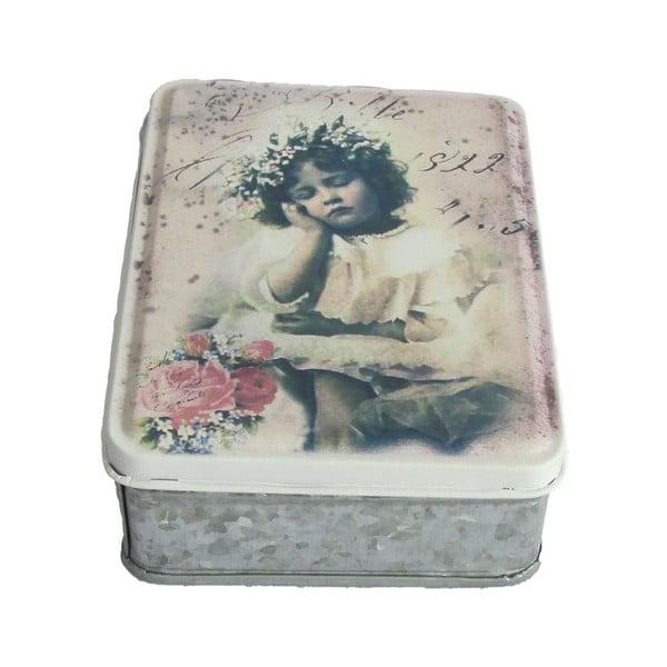 Kovová krabička AnticLineAngel