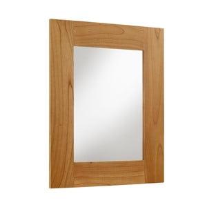 Zrcadlo Natural, 80x100 cm