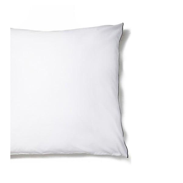 Bílý povlak na polštář Casa Di Bassi Basic, 80x80cm