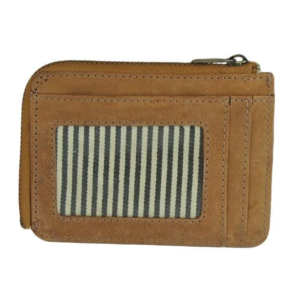 Peněženka O My Bag Zip Coin, camel