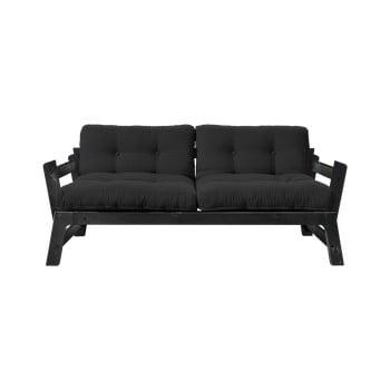 Canapea extensibilă Karup Design Step Black/Dark Grey de la Karup Design