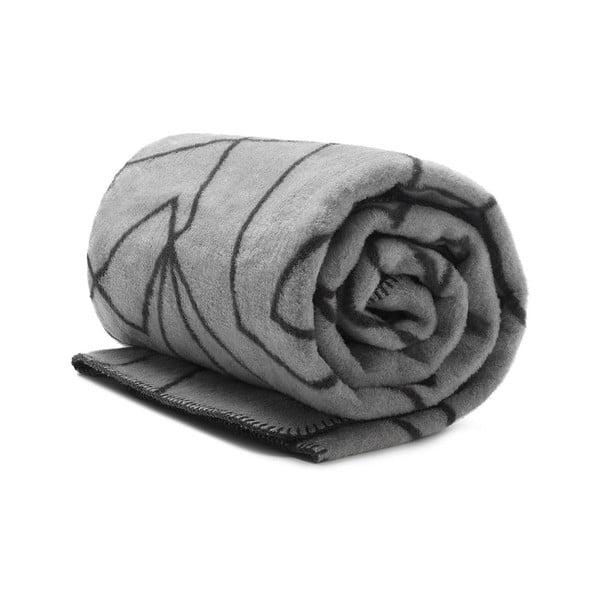 Bavlnená deka Mumla Geometria, 100×150 cm