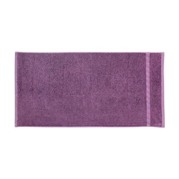 Ručník Wave 100x50, fialový