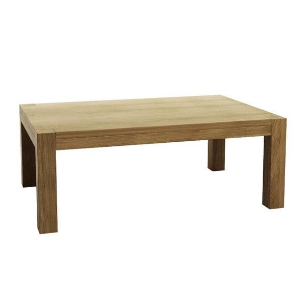 Kávový stolek z dubového dřeva Fornestas Sims no.3