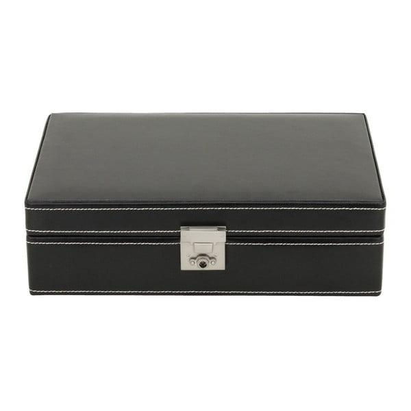 Box na hodinky London 10 Black