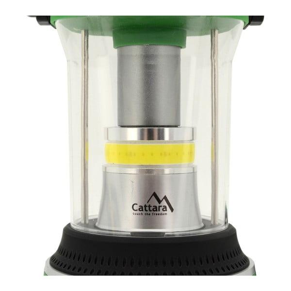 Zelená LED svítilna Cattara Camping Remote Control