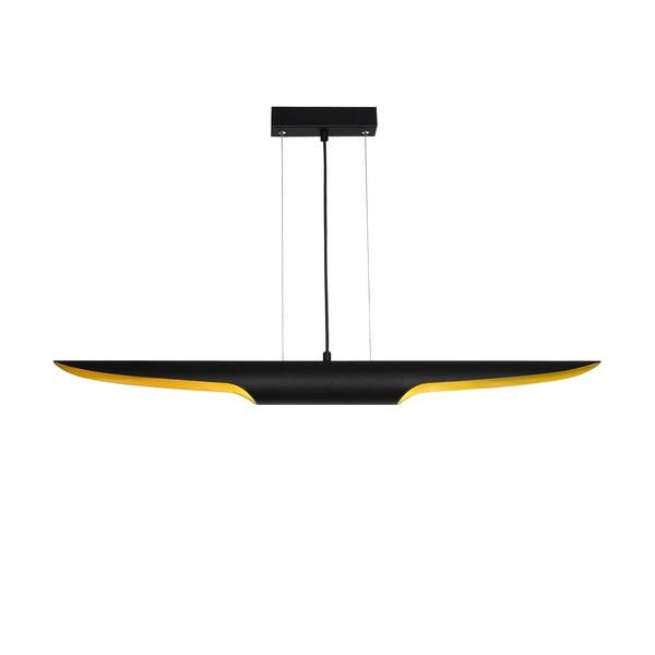 Černé závěsné svítidlo Opviq lights Efsun
