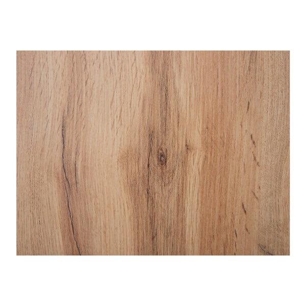 Knihovna Interlink Damian Wild Oak Trian Duro, 139 x 144 cm
