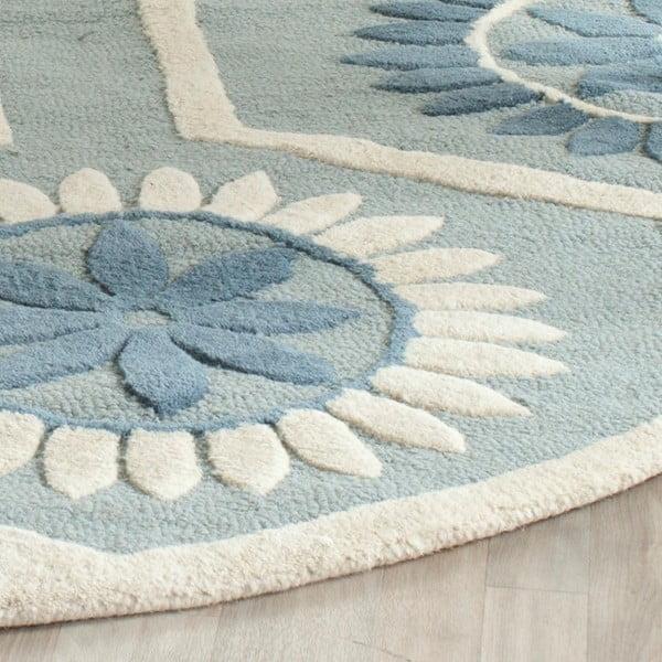 Vlněný koberec Safavieh Piper, 152x243 cm