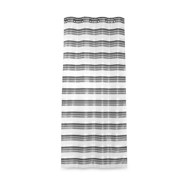 Závěs Isa Silver, 135x270 cm