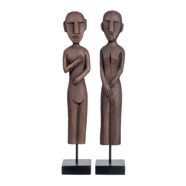 Sada 2ks sošek Maya, 10x10x55 cm