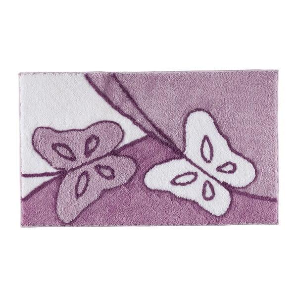 Koupelnová předložka Paselis Lilac, 60x100 cm