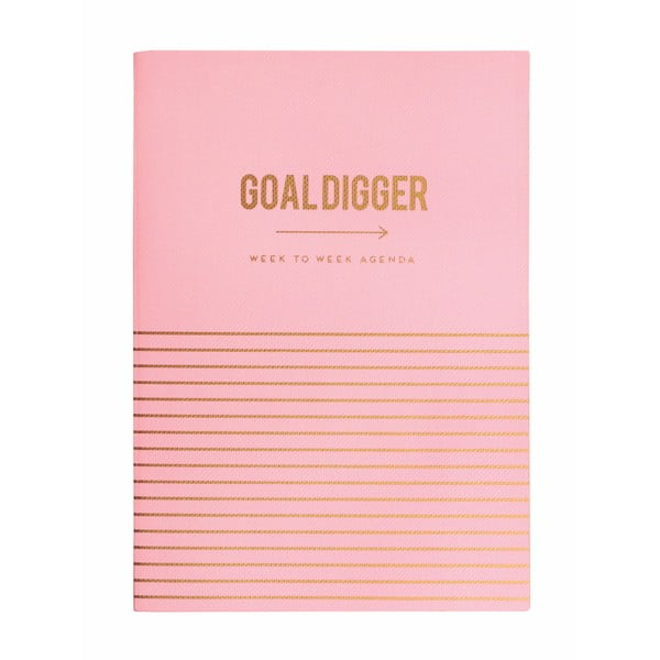 Planificator Portico Designs Goal Digger